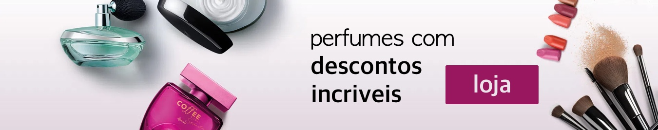Razões para comprar os seus perfumes online