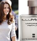 Qual foi a fragrância escolhida pela Princesa Kate Middleton? 1