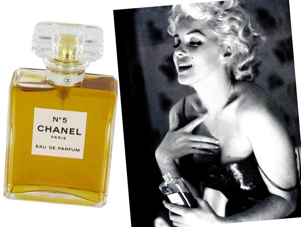 CHANEL Nº.5 - O perfume de Marilyn Monroe