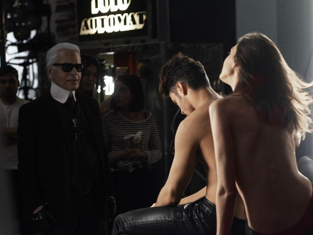 compre-aqui Karl Lagerfeld Men