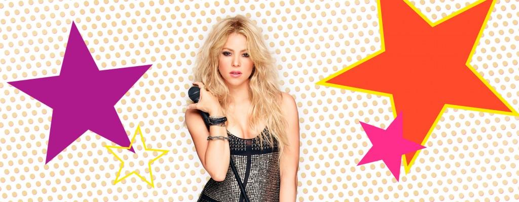 Shakira Pop Rock