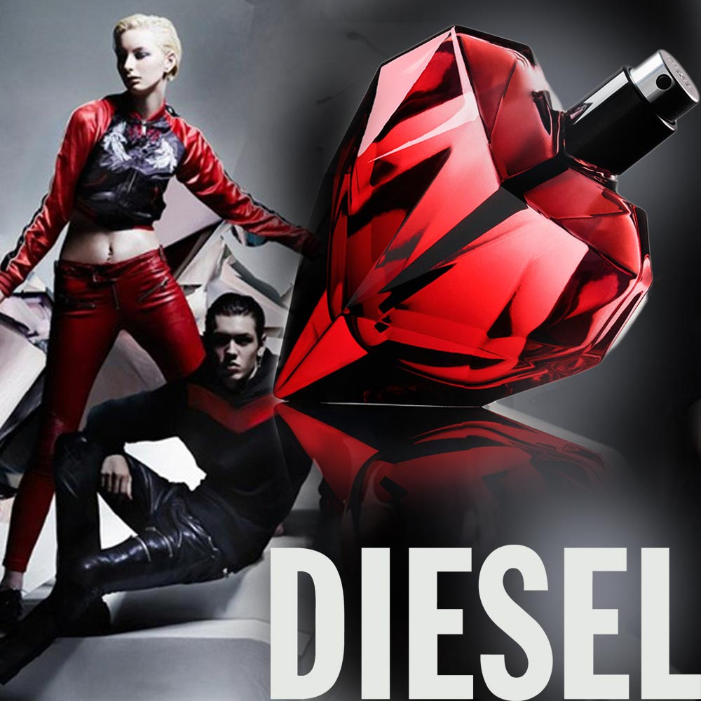 Diesel Loverdose Red Kiss Eau Parfum