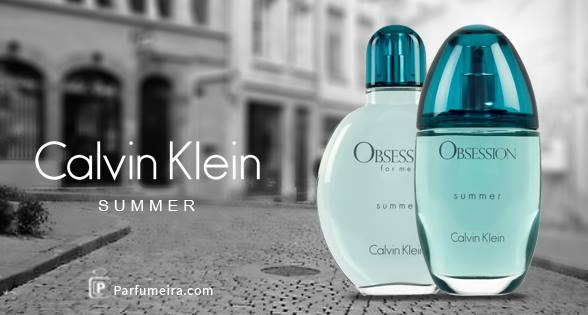 Calvin Klein Obsession Summer