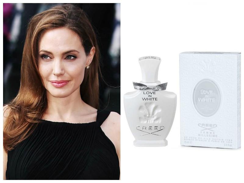 Os perfumes favoritos das famosas