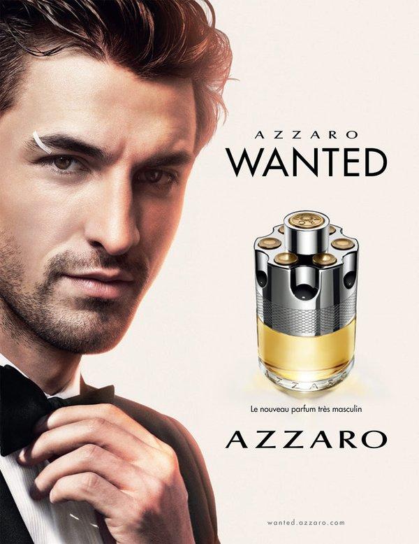 compre-aqui Azzaro Wanted