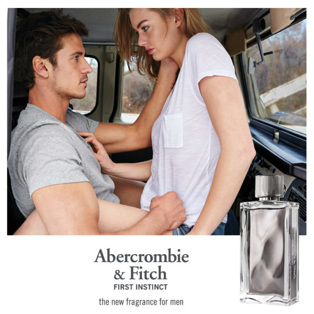 Abercrombie & Fitch First Instinct Eau Toilette