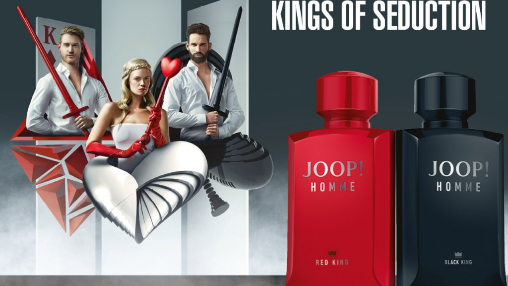 Homme Black King Joop!
