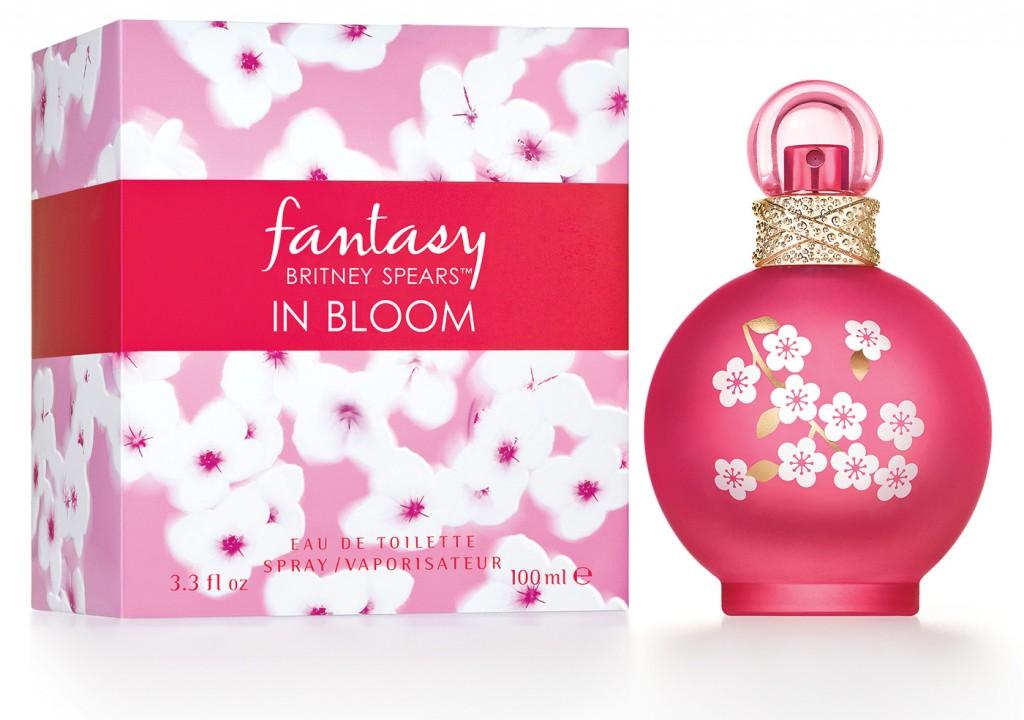 Britney Spears Fantasy in Bloom Eau Toilette