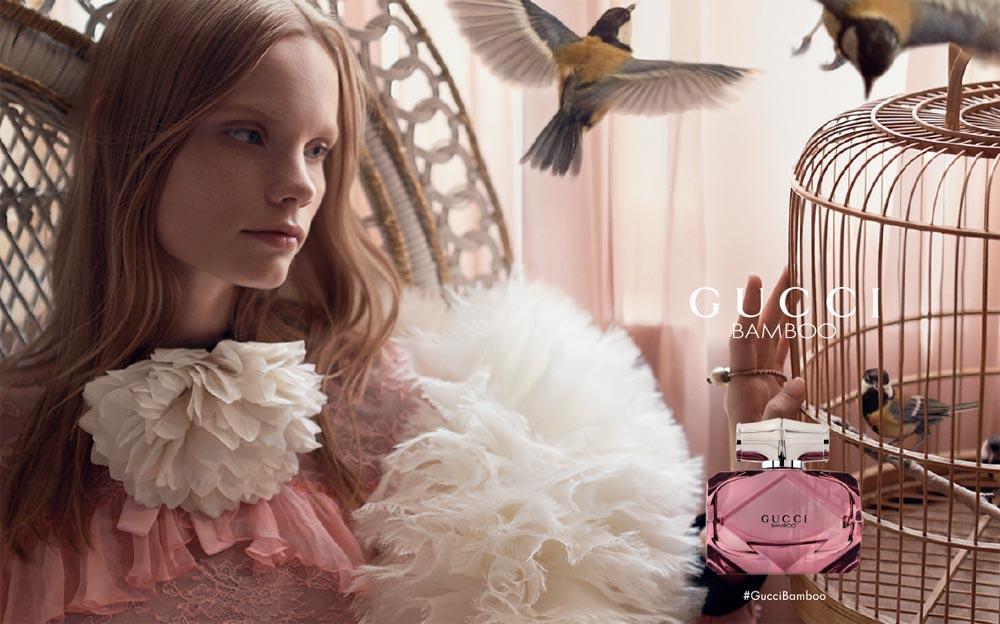 Gucci Bamboo perfum