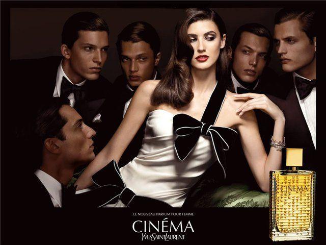 comprar Cinéma Eau Parfum - Yves Saint Laurent Cinéma