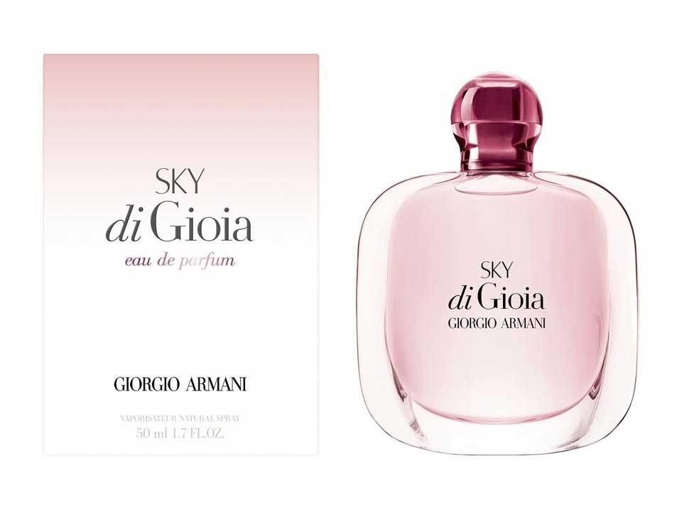 Giorgio Armani Sky di Gioia foto 2