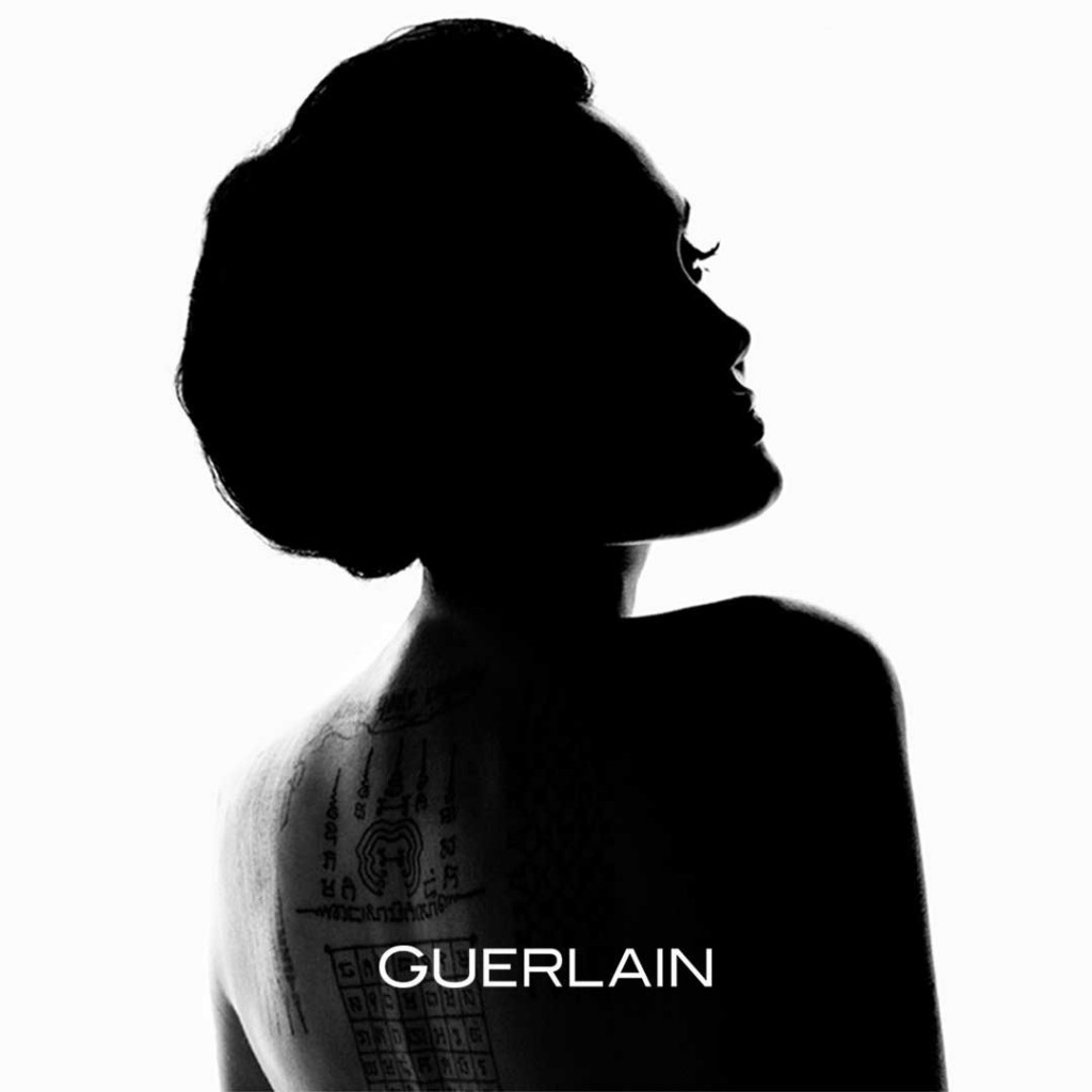 Guerlain & Angelina Jolie foto