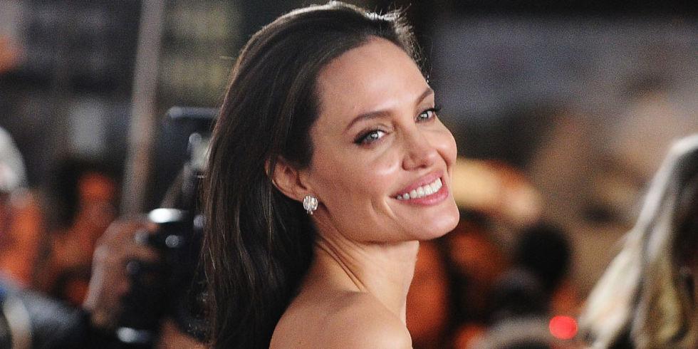 Guerlain & Angelina Jolie foto - Mon Guerlain