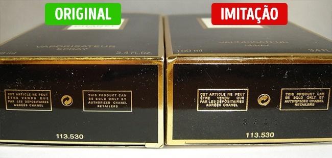 perfume falsificado