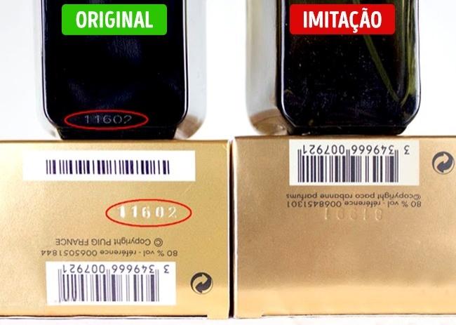 FRASCO - Perfume Falsificado