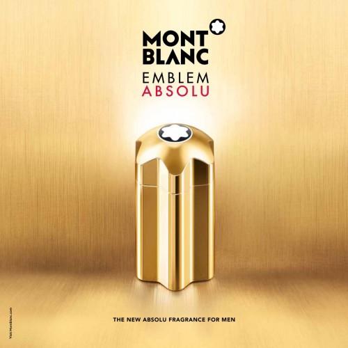 MontBlanc Emblem Absolu foto