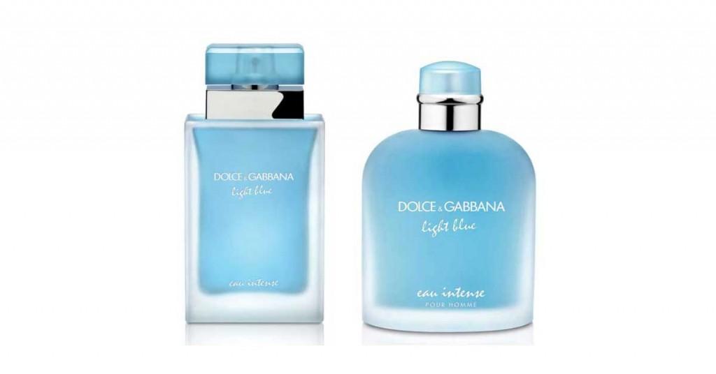 DOLCE & GABBANA LIGHT BLUE EAU INTENSE - Perfumes De Verão