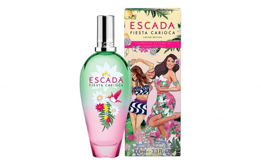 ESCADA FIESTA CARIOCA - Perfumes De Verão