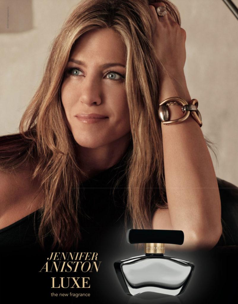Jennifer Aniston Luxe Eau Parfum