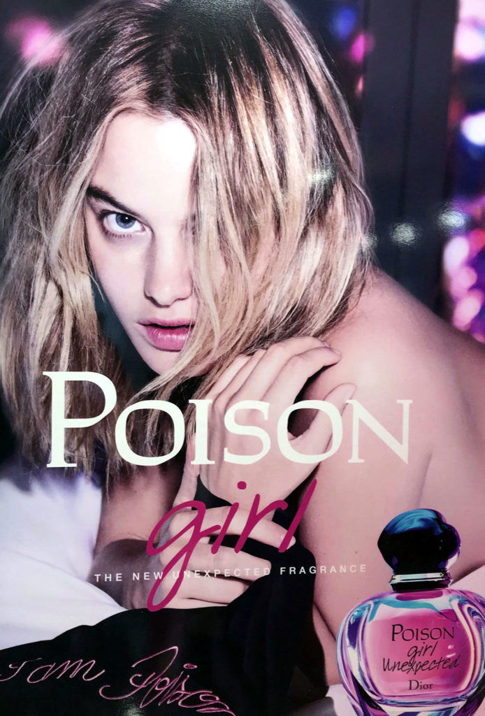 Poison Girl Unexpected