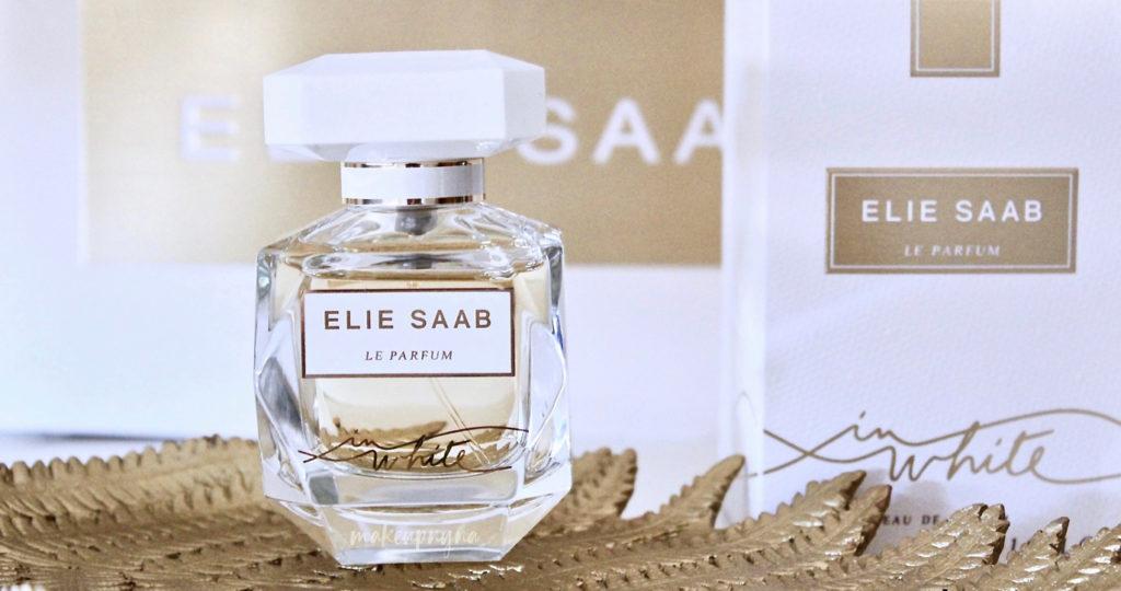 Elie Saab le Parfum in white - Fevereiro 2018 - Perfumes Para 2018