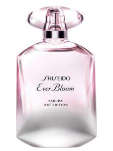 Shiseido Everbloom Sakura Art Edition - Fevereiro 2018 - Perfumes Para 2018