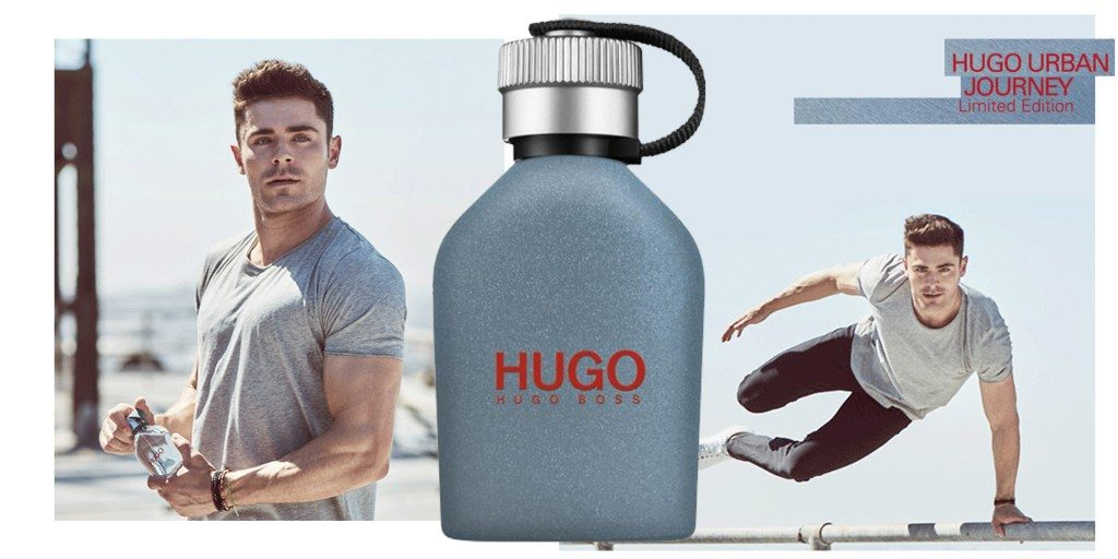 HUGO URBAN JOURNEY EAU TOILETTE