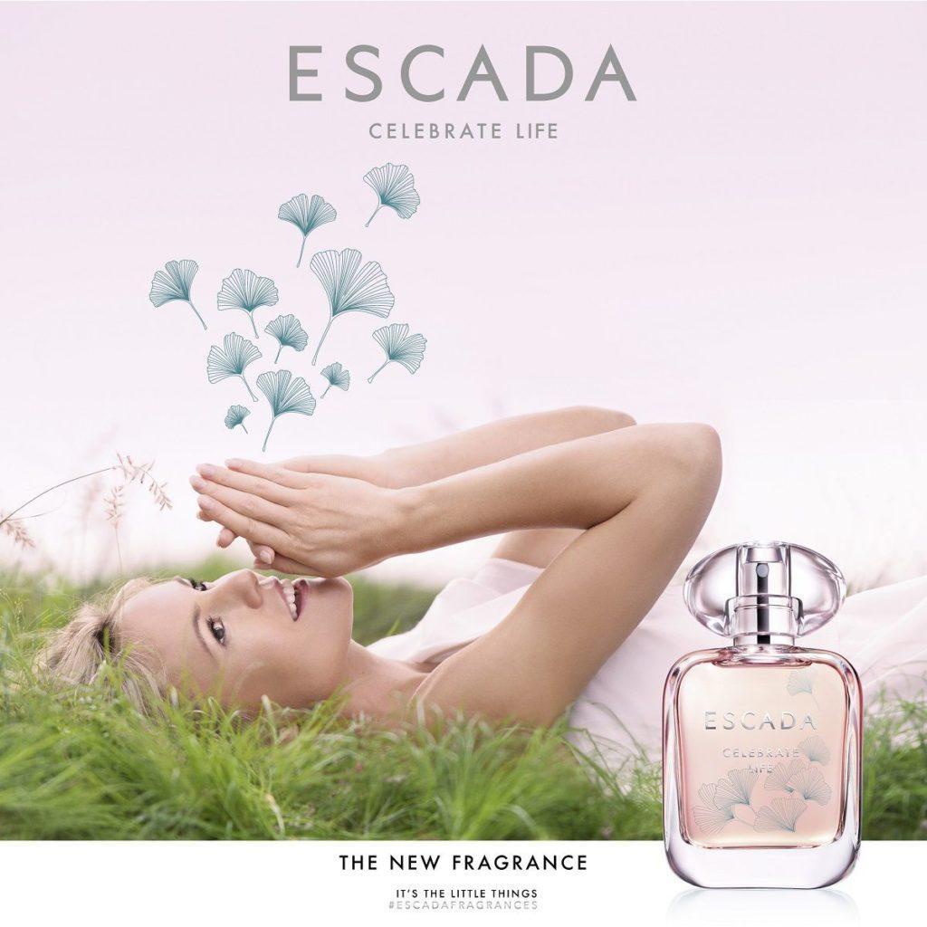 Escada Celebrate Life Eau Parfum (2018)