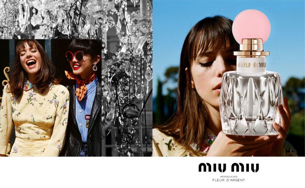 Miu Miu Fleur D - Miu Miu Fleur D'Argent'Argent