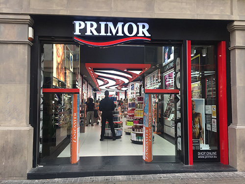 Compras Online - Perfumarias Primor
