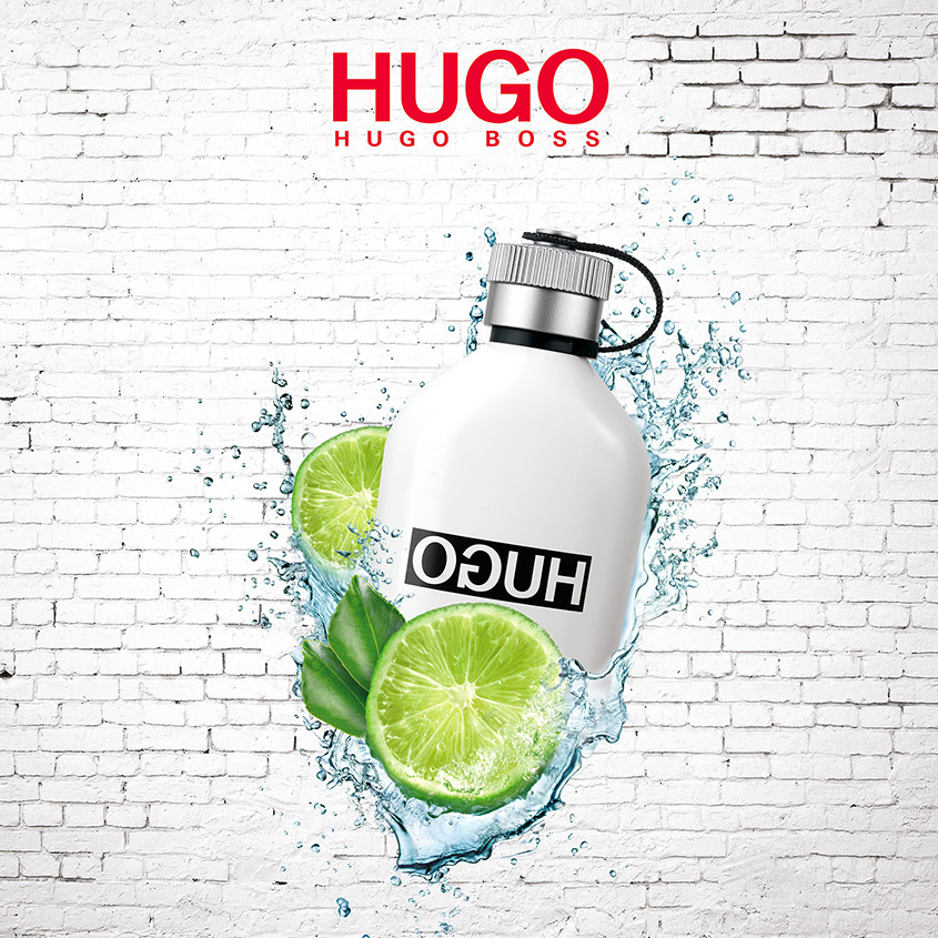 Hugo Boss Hugo Reversed Eau Toilette