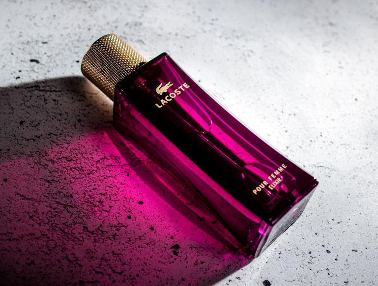 Lacoste Pour Femme Elixir Eau Parfum
