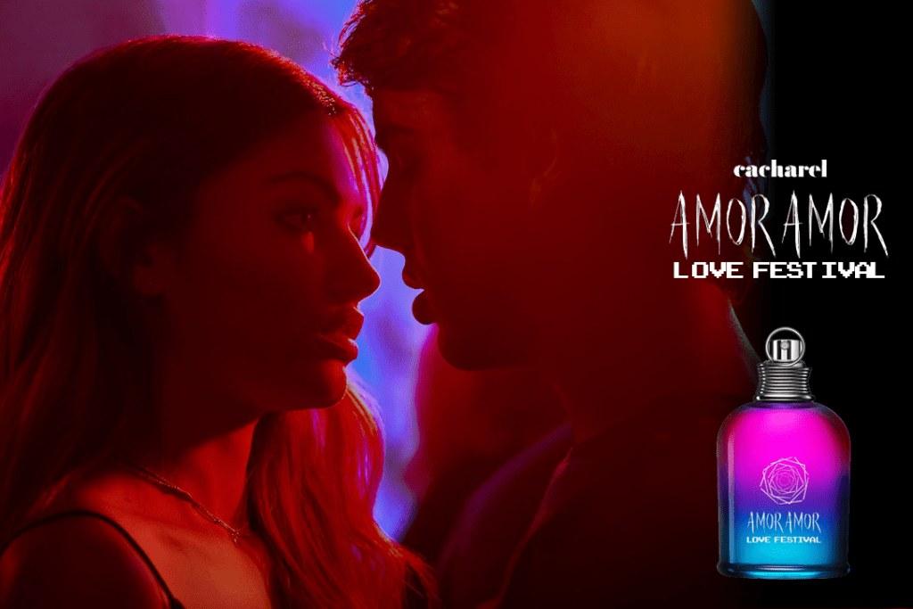 Cacharel Amor Amor Love Festival Eau Toilette (2020) 2