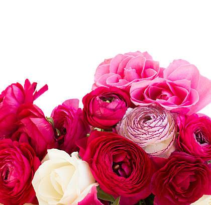 A função das flores na composição de um perfume 1
