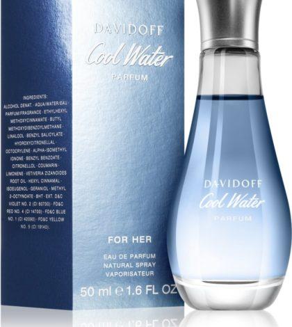 Davidoff Cool Water Woman Eau Parfum (2021) 1